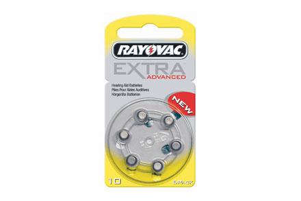 Baterie Rayovac 10 (6 ks)