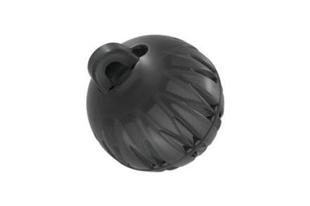 Koncovka kulatá (1 vent, velikost M, průměr 10 mm)