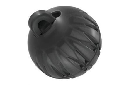 Koncovka kulatá (1 vent, velikost L, průměr 12 mm)