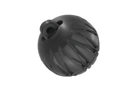 Koncovka kulatá (2 venty, velikost M, průměr 10mm)