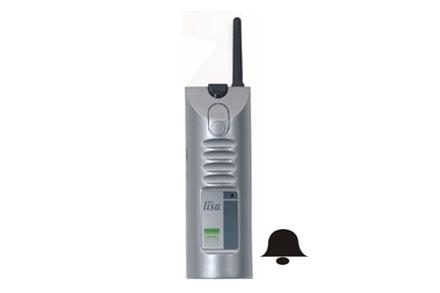 Vysílač signálu - domovní zvonek galvanický