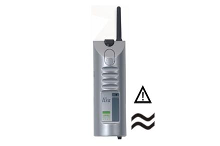Vysílač signálu - alarm