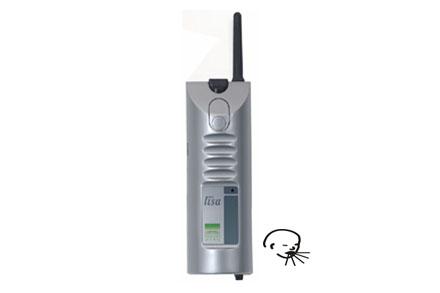 Vysílač signálu - dětský pláč