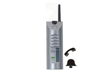 Vysílač signálu combi - dveře/tel. galv.