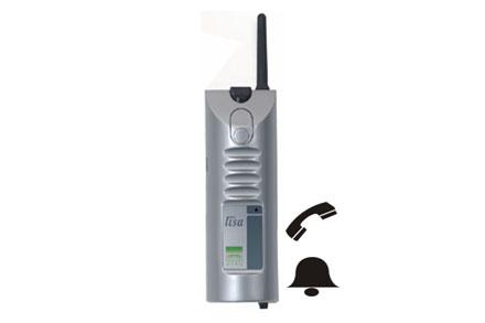 Vysílač signálu combi - dveře ak./tel. galv.