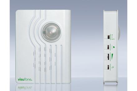 Signalizační systém visuTone (TEL/ZVONEK)