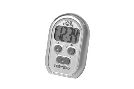 VIBtimer - vibrační a světelný časovač