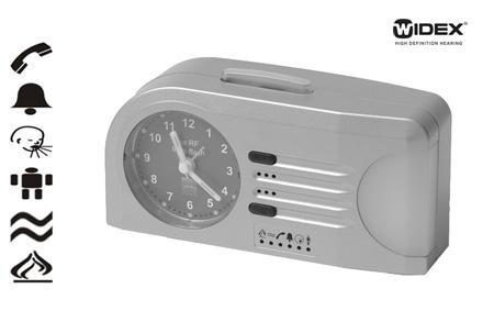 Přijímač zábleskový RF time flash