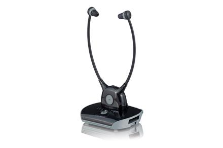 TV systém Introson 2.4 (sluchátka) - černý