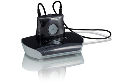 TV systém Introson 2.4 (smyčka) - černý