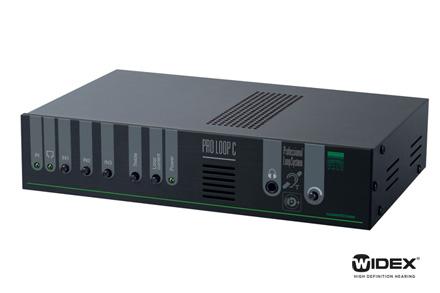 Zesilovač Proloop C pro indukční systémy (170m2)