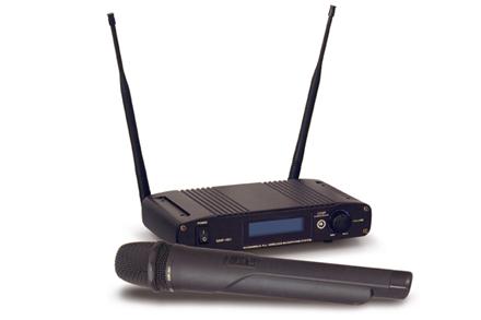Bezdrátový mikrofon UHF 101