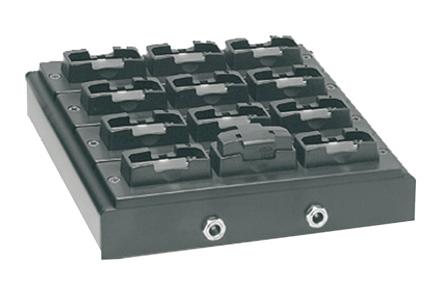 Nabíječka na akumulátory TV systémů (12 ks)