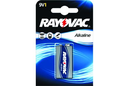Baterie Rayovac 9V