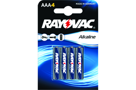 Baterie Rayovac AAA (mikrotužka)