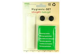 Hygienický set pro bezdrátové systémy